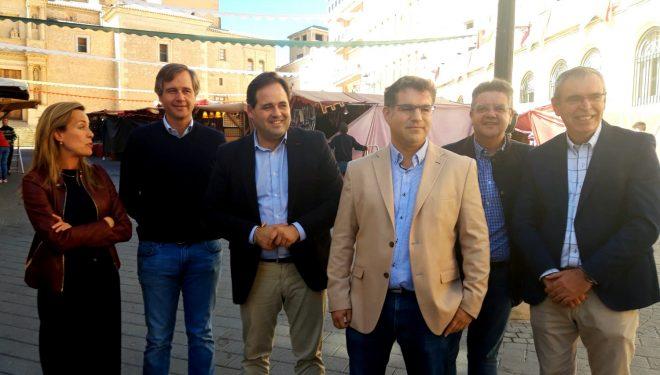 González Terol promete que si gana el PP, se reformarán la Ley Educativa y la Audiovisual