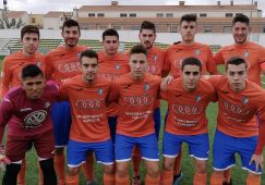 Contundente derrota del Hellín CF en Albacete