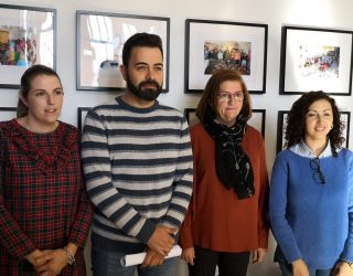 """Inaugurada la exposición de fotografías """"Historia de los Talleres Puente"""""""