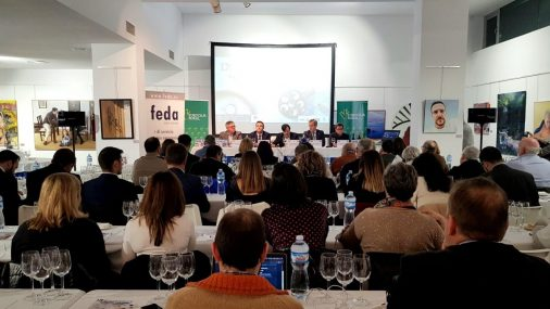 """La IX edición """"Mejor con Vino. Historia y Tradicción"""" organizada por FEDA, cumplió con creces sus objetivos"""
