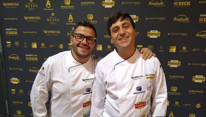 Ade Bueno compite este jueves por entrar en la final del concurso Cocinero del Año