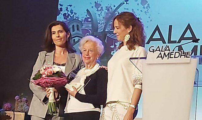 Marisa González.