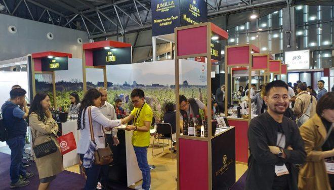 Los vinos de la DOP de Jumilla a la conquista de China