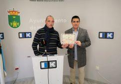 Carlos Valverde repite premio en el Concurso de microrrelatos