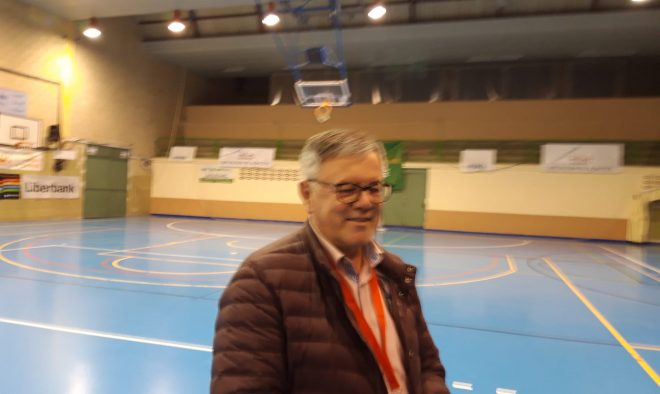 Ramón García/ EFDH.