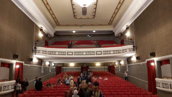 Reapertura del Teatro Victoria