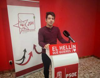 Juventudes Socialistas preocupadas ante la inclinación de los más jóvenes por votar a Vox