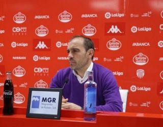 Eloy Jiménez , destituido como entrenador del Lugo