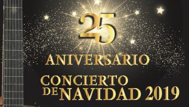 XXV Concierto de Navidad de Agramón