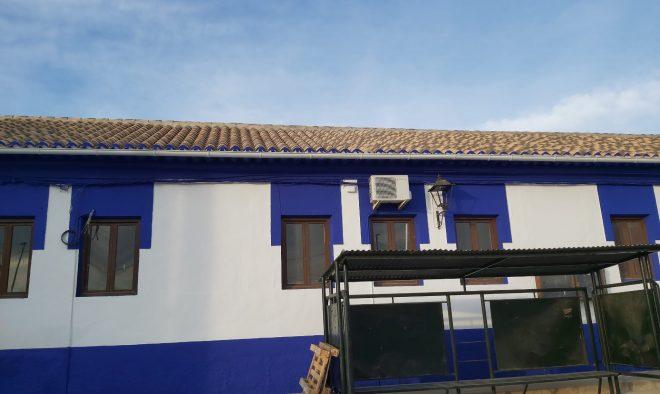 Centro Social de Minateda.
