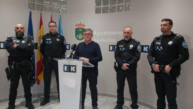 El Ayuntamiento adquiere nuevo equipamiento y material de trabajo para la Policía Local