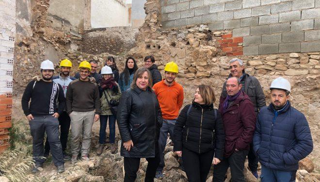 Se confirma la existencia de una importante fortaleza medieval en torno a las Torres de Isso