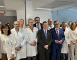 Emiliano García-Page, inaugura oficialmente el Centro de Salud Nº 1 de Hellín