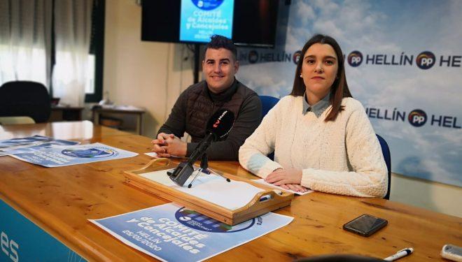 Nuevas Generaciones del Partido Popular organiza un Comité de Alcaldes y Concejales