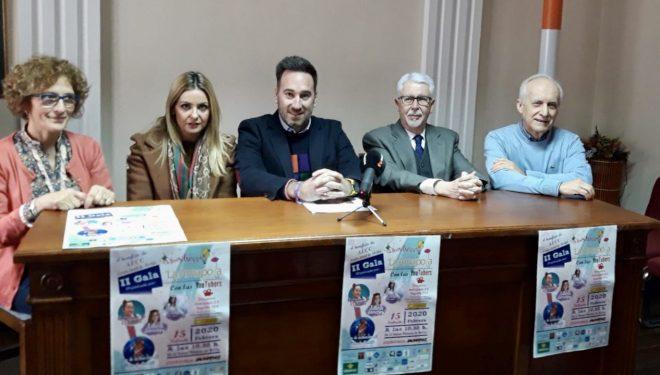 Presentación de la Gala Amapola, a beneficio de la Asociación Española Contra el Cáncer