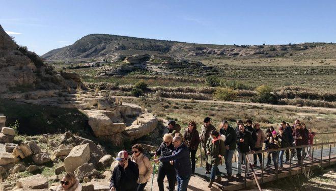 Apertura del Parque Arqueológico del Tolmo de Minateda