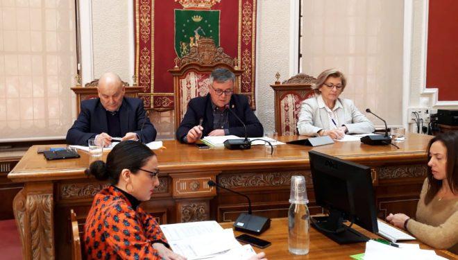Los presupuestos municipales, que se elevan a 20.257.791,36 €, fueron aprobados con los votos de PSOE y ADEH