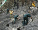 Detenidas dos personas por un supuesto delito de incendio forestal