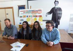 El Instituto Justo Millán preparado para recibir a los alumnos procedentes del programa Erasmus+