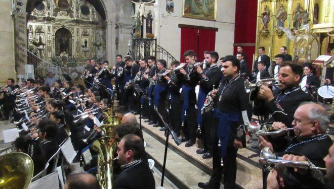La banda de cornetas y tambores Nuestra Señora del Dolor actuará en el concierto en honor a la imagen de María Magdalena