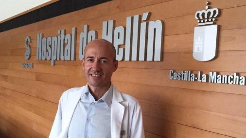 Ángel Losa deja la gerencia del Hospital de Hellín