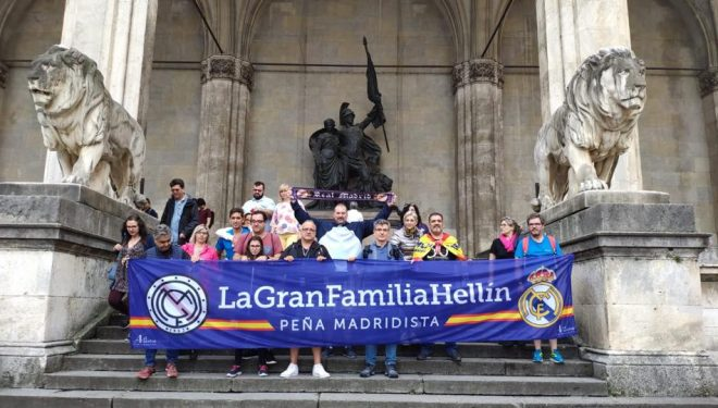 La Peña Madridista La Gran Familia viajará a Manchester
