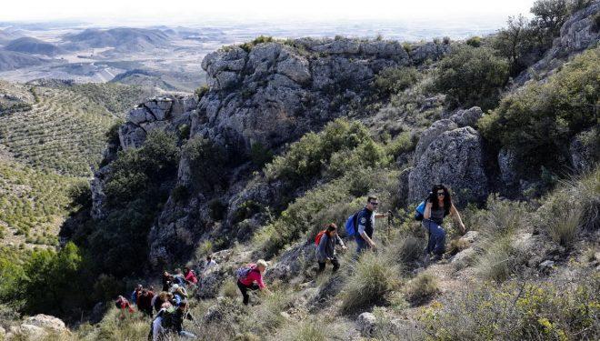La Madama, en Ontur, espera este fin de semana a los senderistas de la Diputación