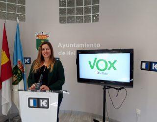 Vox de Hellín pide medallas de oro para todos los cuerpos de Seguridad de la ciudad
