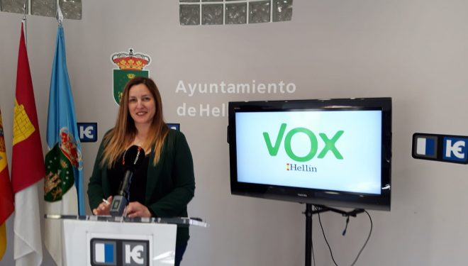 El GM Vox pide que se lleve a cabo un Plan de Contingencia Fiscal