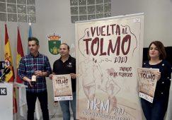 Presentación de la II Vuelta al Tolmo del próximo 15 de febrero