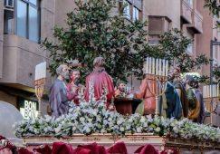 """La Asociación de Cofradías y Hermandades llega a un acuerdo con """"La Santa Cena"""""""