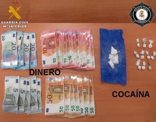 Dos detenidos por tráfico de drogas en Tobarra