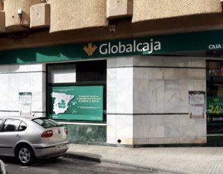Intento de atraco en Globalcaja