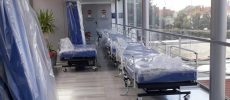 El Hospital de Hellín adopta nuevas medidas para hacer frente al coronavirus