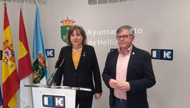 Los tambores de Hellín viajarán a Madrid en Alta Velocidad