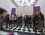 En la tarde del pasado sábado se llevó a cabo la inauguración de la 'Casa de la Semana Santa' de Agramón