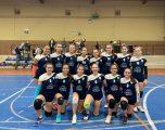CV Ciudad de Hellín Infantil femenino campeón provincial