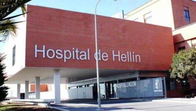 Ascienden a 50 los ingresados por coronavirus en el hospital de Hellín