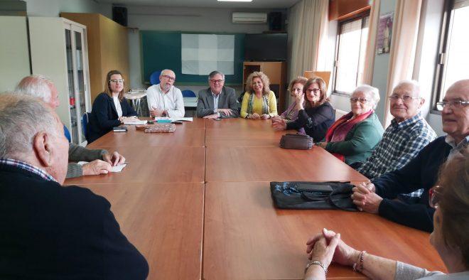 Elección del presidente del Consejo del Centro de Mayores