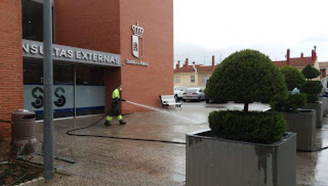 5 personas siguen ingresadas en el Hospital de Hellín a consecuencias del COVID-19