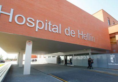 Una persona hospitalizada en Hellín por infección del coronavirus