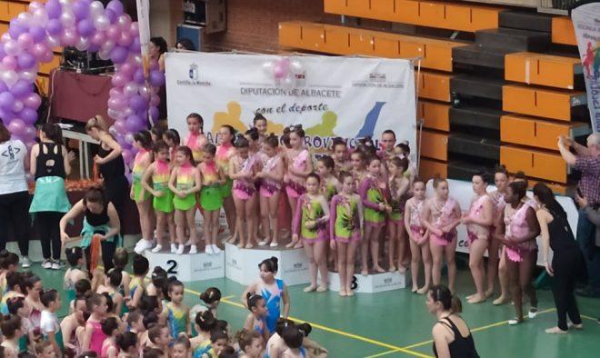 X Copa de Gimnasia Estética de Grupo