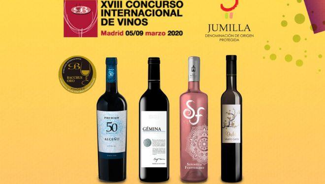 El vino rosado de las bodegas San Dionisio de Fuenteálamo, medalla de oro de los Premios Bacchus 2020