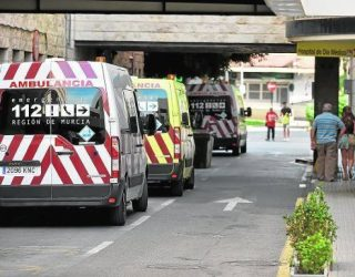 Murcia acepta el traslado de dos pacientes con coronavirus desde Hellín