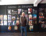 Víctor García, satisfecho del transcurrir del acto de presentación de los carteles y revistas de  Semana Santa
