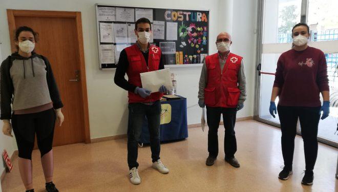 La Asociación de Enfermos de Alzheimer agradece a Cruz Roja Hellín su colaboración