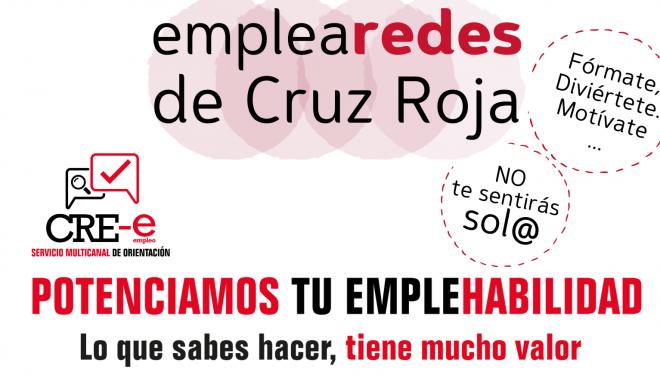 Cruz Roja inicia una campaña contra el desempleo