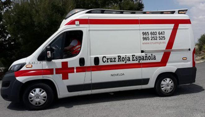 Cruz Roja colabora con el Servicio de Salud de Castilla-La Mancha