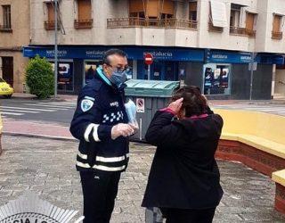 Comienza el reparto de 8.000 mascarillas higiénicas en la ciudad de Hellín