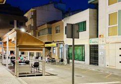 Nuevo horario para las terrazas de bares y restaurantes